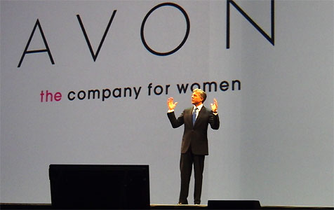 AVON plans to use mobile technology to connect better with customers (photo: Voelkel)