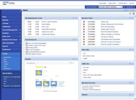 Powered Up Sap Crm Bayforce Certified Salesforce